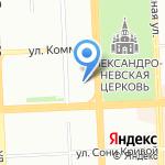 Palla на карте Челябинска