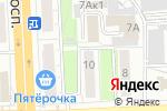 Схема проезда до компании Юридическая фирма в Челябинске