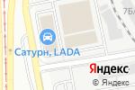 Схема проезда до компании ЧелябГидроКран в Челябинске