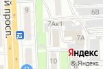 Схема проезда до компании Зеленый мир в Челябинске