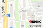 Схема проезда до компании Бируда в Челябинске