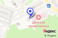 Схема проезда до компании ЦЕНТР ВНЕШКОЛЬНОЙ РАБОТЫ в Реже