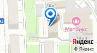 Компания Теплокомплект на карте