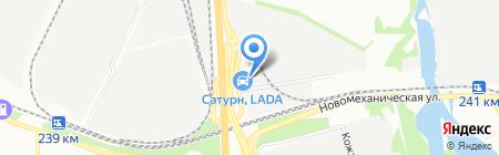 VIALSIP на карте Челябинска
