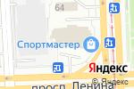 Схема проезда до компании Магазин подарков для мобильных телефонов в Челябинске