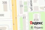 Схема проезда до компании Space Bound Hookan в Челябинске