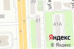 Схема проезда до компании НОВОЕ в Челябинске