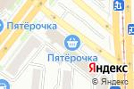 Схема проезда до компании ВИКАС в Челябинске