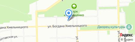 Мир одежды на карте Челябинска