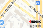 Схема проезда до компании АС Сервис в Челябинске