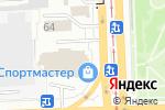 Схема проезда до компании Инфолайф в Челябинске