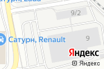 Схема проезда до компании НЕД-Регион в Челябинске