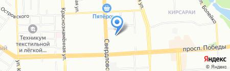 СтройСервис на карте Челябинска