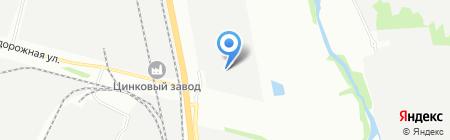 Промэкспертиза на карте Челябинска