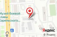 Схема проезда до компании РегионПром в Челябинске