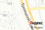Схема проезда до компании Биллборды от Элефант, выезды в Челябинске