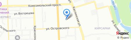 Art-Garage174 на карте Челябинска