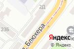 Схема проезда до компании Для друзей в Челябинске
