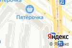 Схема проезда до компании Вест в Челябинске