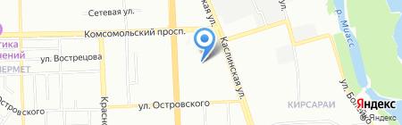 Оптимальные Строительные Технологии на карте Челябинска