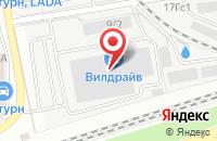 Схема проезда до компании Медиа-Мир в Челябинске