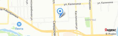 РемТехника на карте Челябинска