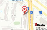 Схема проезда до компании Пульсар М в Челябинске