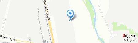 ДДВ-ПрокатСервис на карте Челябинска
