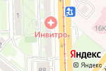 Схема проезда до компании L`ete в Челябинске