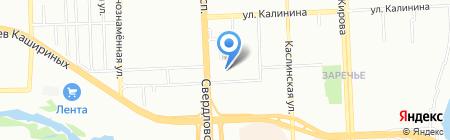Энерго-Эксперт на карте Челябинска
