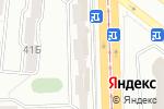 Схема проезда до компании Мастерская по ремонту обуви на ул. Курчатова в Челябинске