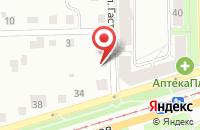 Схема проезда до компании УралСпецМеталл в Челябинске