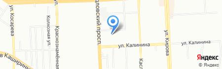 Прогресс на карте Челябинска