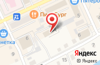 Схема проезда до компании Провентус в Реже