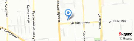 ПКМ на карте Челябинска