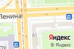 Схема проезда до компании Одна цена в Челябинске