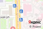 Схема проезда до компании Вечерний Челябинск в Челябинске