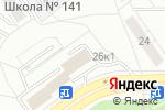 Схема проезда до компании Ломбард-центр в Челябинске