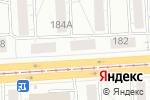 Схема проезда до компании Техно+ в Челябинске