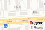 Схема проезда до компании Облик в Челябинске