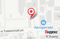 Схема проезда до компании Урал - Полимер Сервис в Челябинске