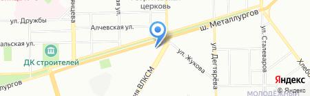БалтБет на карте Челябинска