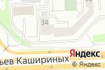 Схема проезда до компании АВС-Деталь в Челябинске