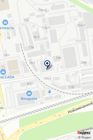 U2B Упаковка для бизнеса на карте Челябинска