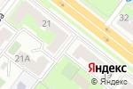 Схема проезда до компании Уралсиб-Азия в Челябинске