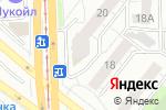 Схема проезда до компании Медведково в Челябинске