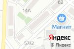 Схема проезда до компании Библиотека №19 в Челябинске