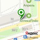 Местоположение компании Адвокатский кабинет Дарчиева А.Ю.