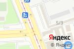 Схема проезда до компании Киоск по продаже печатной продукции в Челябинске