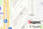 Схема проезда до компании Ciel Parfum в Челябинске